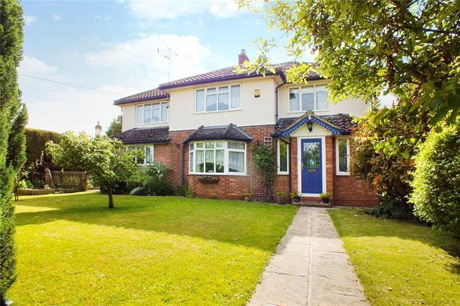 Guide Price £675,000, 5 Bedroom House For Sale in Riseley, RG7