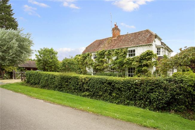 Guide Price £1,500,000, 7 Bedroom Detached House For Sale in Eversley, RG27