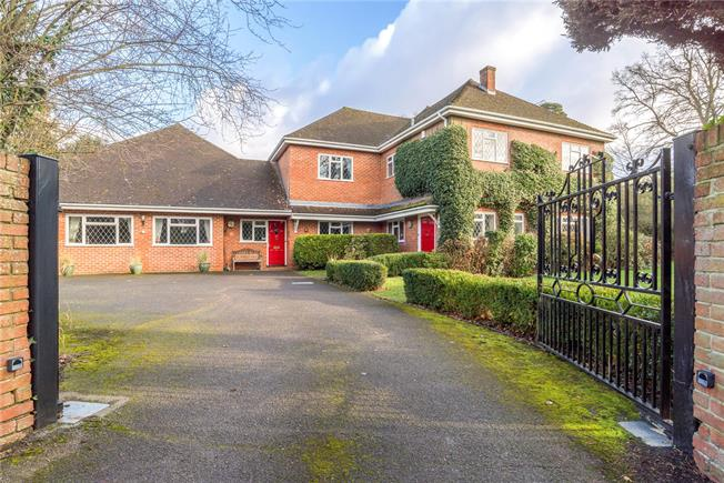 Price on Application, 7 Bedroom Detached House For Sale in Farnborough, GU14