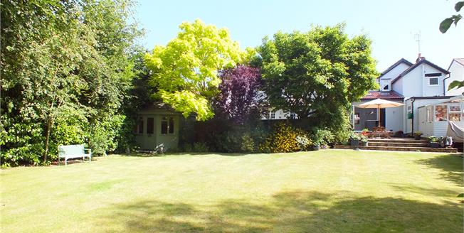 Asking Price £700,000, 4 Bedroom Detached House For Sale in Berkshire, RG45