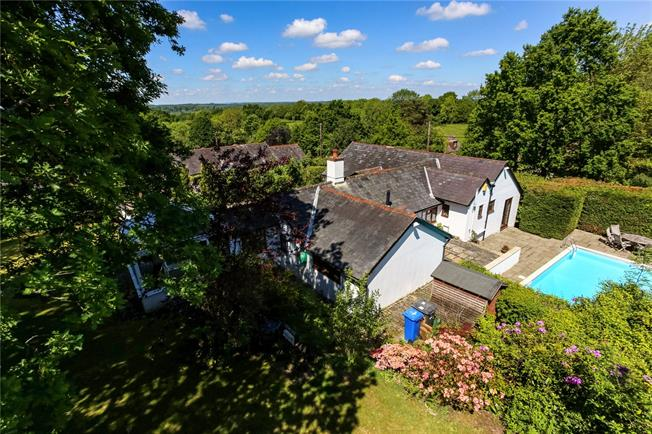 Offers in excess of £800,000, 4 Bedroom Bungalow For Sale in Farnham, GU10