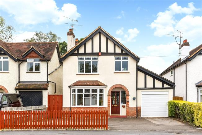 Offers in excess of £600,000, 4 Bedroom Detached House For Sale in Hampshire, GU51