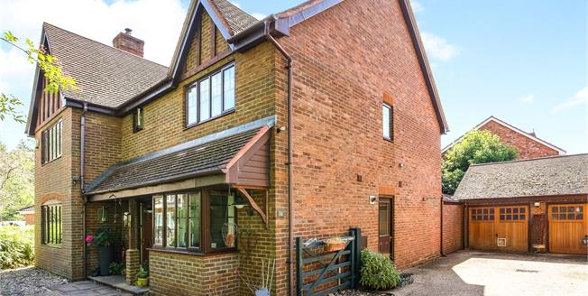 Asking Price £700,000, 5 Bedroom Detached House For Sale in Fleet, GU51