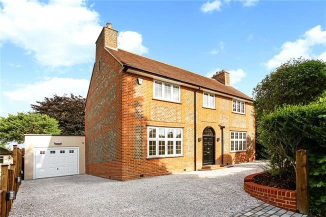 Guide Price £1,050,000, 4 Bedroom Detached House For Sale in Camberley, GU15