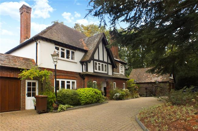 Guide Price £1,250,000, 5 Bedroom Detached House For Sale in Hampshire, GU14