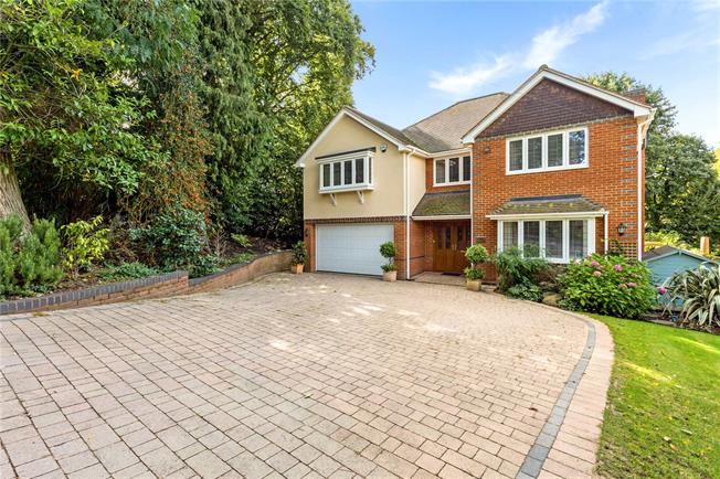 Offers in excess of £1,000,000, 5 Bedroom Detached House For Sale in Surrey, GU15