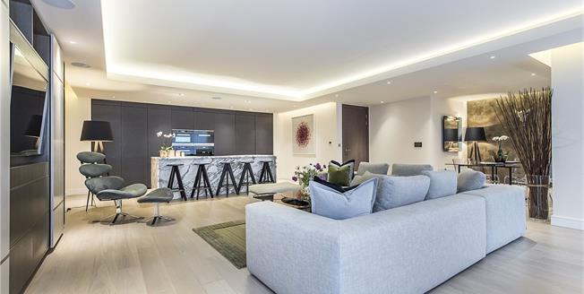 Asking Price £2,999,950, 3 Bedroom Flat For Sale in London, SW6