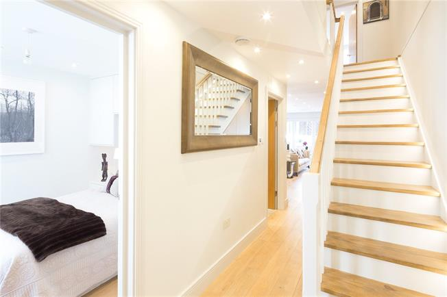 Asking Price £1,150,000, 3 Bedroom Flat For Sale in London, SW6