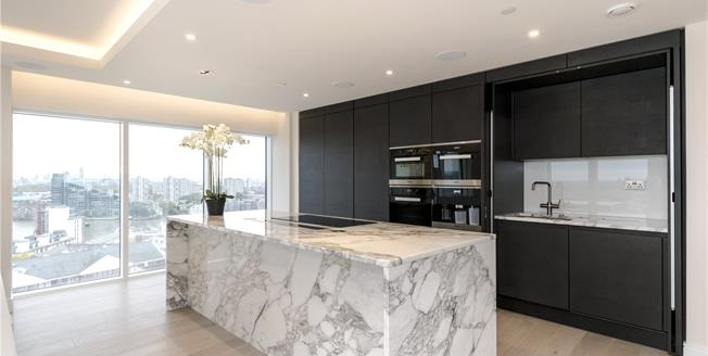 Asking Price £3,100,000, 3 Bedroom Flat For Sale in Fulham, London, SW6
