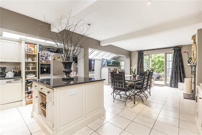 Asking Price £2,795,000, 5 Bedroom Terraced House For Sale in London, SW6
