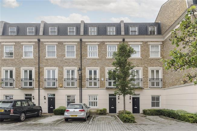 Asking Price £2,100,000, 5 Bedroom Terraced House For Sale in London, SW6