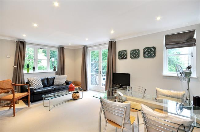 Asking Price £549,950, 1 Bedroom Flat For Sale in London, SW6