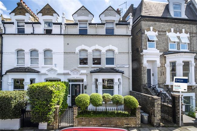Asking Price £2,500,000, 5 Bedroom Terraced House For Sale in London, SW6