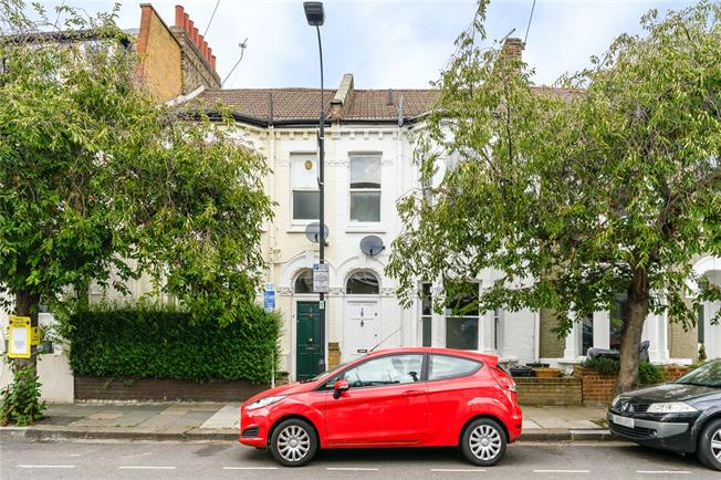 Asking Price £1,225,000, 3 Bedroom Terraced House For Sale in London, SW6