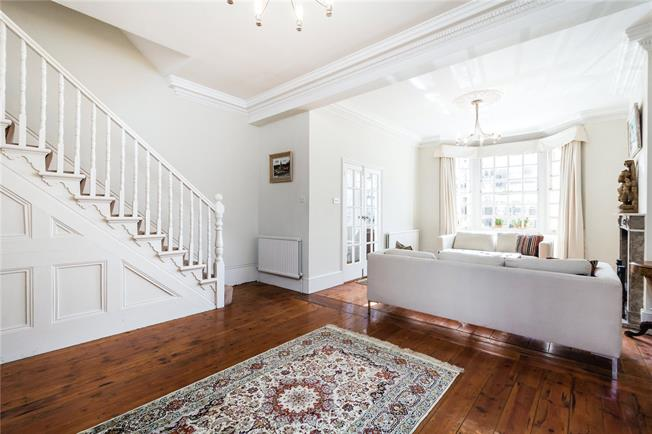 Asking Price £1,375,000, 4 Bedroom Terraced House For Sale in London, SW6