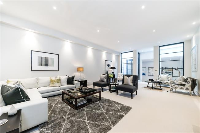 Asking Price £4,400,000, 7 Bedroom Terraced House For Sale in London, SW6