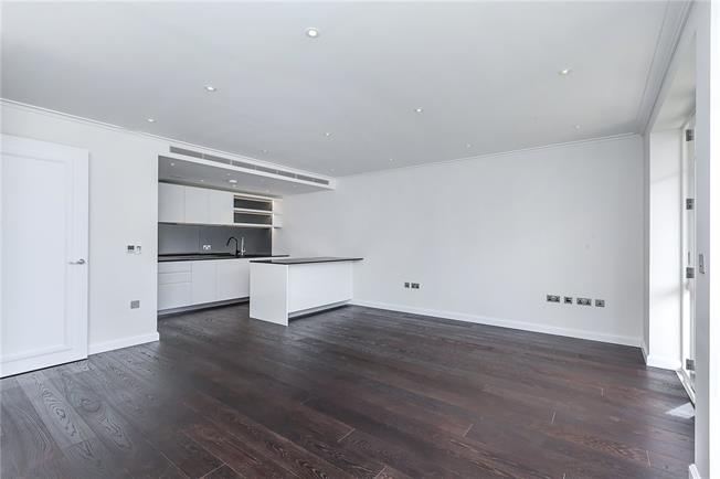 Guide Price £1,050,000, 2 Bedroom Flat For Sale in London, SW6