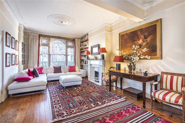 Asking Price £1,500,000, 6 Bedroom Terraced House For Sale in London, SW6