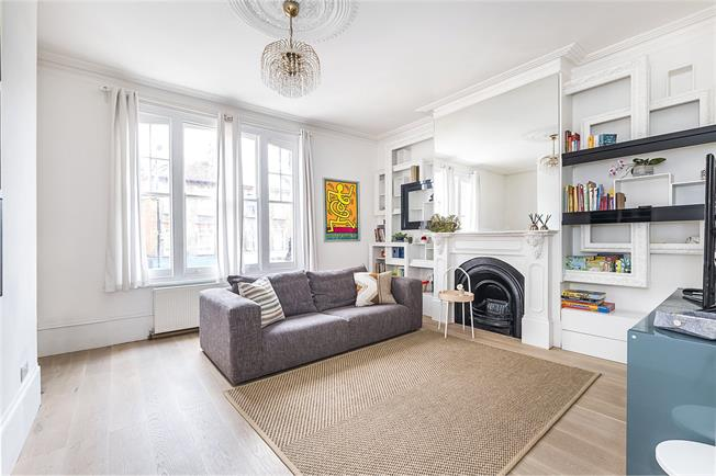 Offers in excess of £550,000, 2 Bedroom Flat For Sale in London, SW6