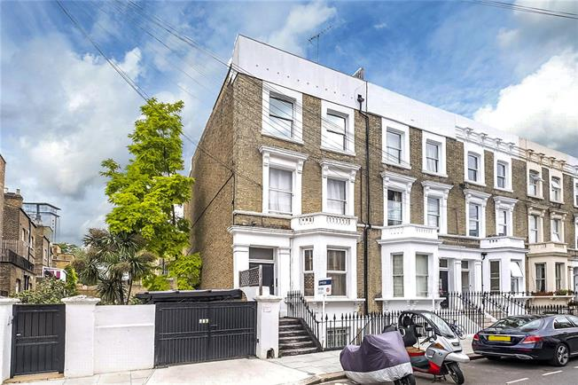 Asking Price £575,000, 1 Bedroom Flat For Sale in London, SW6