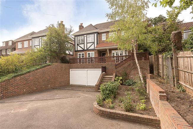 Offers in excess of £1,250,000, 6 Bedroom Detached House For Sale in Gerrards Cross, SL9