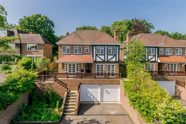 Offers in excess of £1,250,000, 5 Bedroom Detached House For Sale in Gerrards Cross, SL9