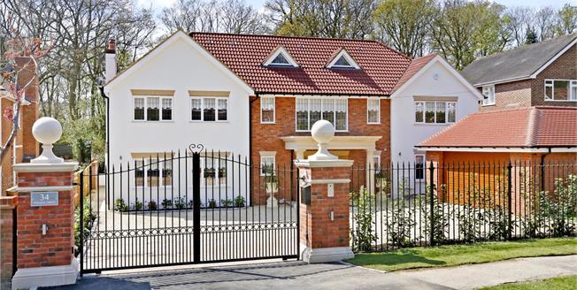 Guide Price £2,499,995, 7 Bedroom Detached House For Sale in Gerrards Cross, SL9