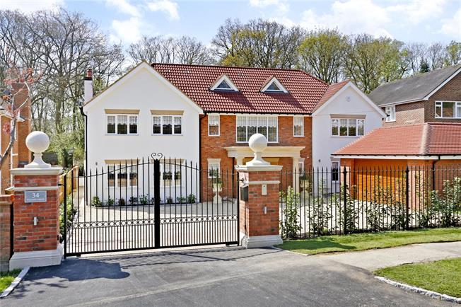 Guide Price £2,499,995, 7 Bedroom Detached House For Sale in Gerrards Cross, SL9