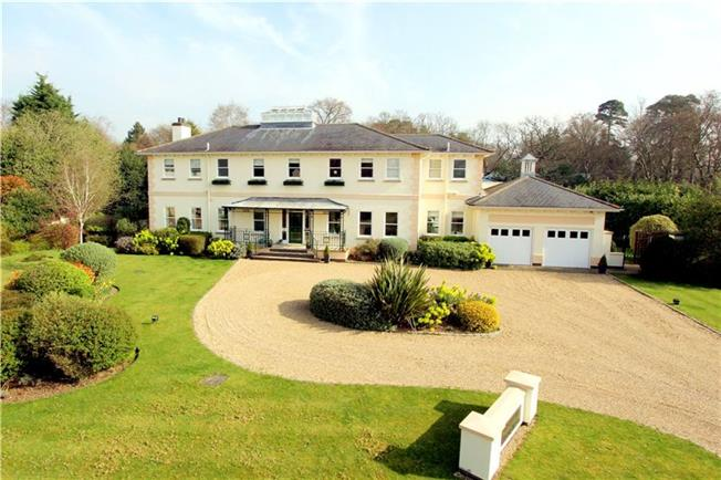 Price on Application, 5 Bedroom Detached House For Sale in Stoke Poges, SL2