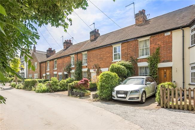 Offers in the region of £550,000, 2 Bedroom Terraced House For Sale in Chalfont St. Peter, SL9