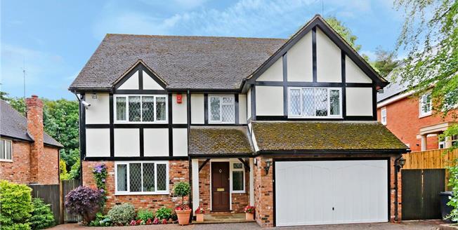 Guide Price £1,400,000, 5 Bedroom Detached House For Sale in Gerrards Cross, SL9