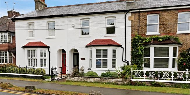 Guide Price £850,000, 3 Bedroom Terraced House For Sale in Buckinghamshire, SL9