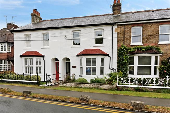 Price on Application, 3 Bedroom Terraced House For Sale in Buckinghamshire, SL9