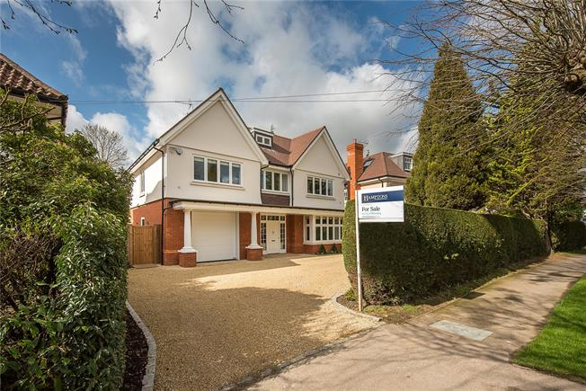 Guide Price £2,695,000, 5 Bedroom Detached House For Sale in Buckinghamshire, SL9