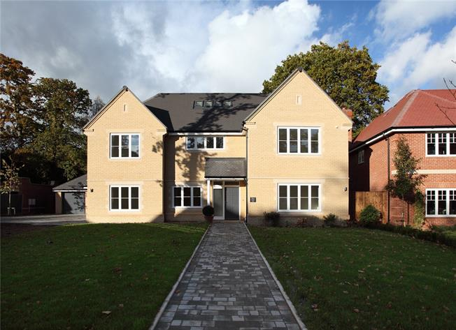 Price on Application, 5 Bedroom Detached House For Sale in Buckinghamshire, SL9