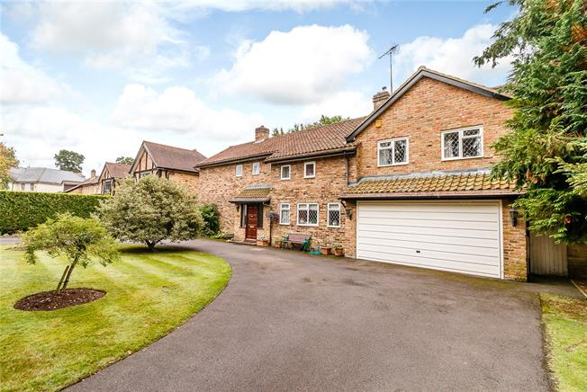 Price on Application, 4 Bedroom Detached House For Sale in Gerrards Cross, SL9