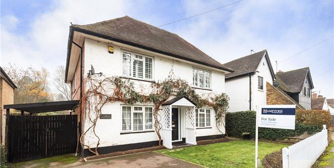 Offers in excess of £800,000, 4 Bedroom Detached House For Sale in Fulmer, SL3