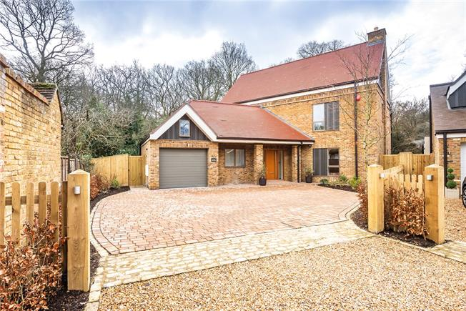 Guide Price £1,495,000, 5 Bedroom Detached House For Sale in Farnham Common, Buckingha, SL2