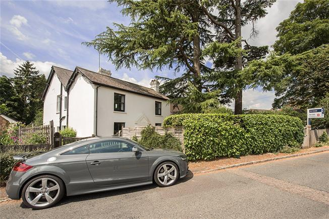 Guide Price £845,000, 4 Bedroom Detached House For Sale in Chalfont St. Peter, SL9