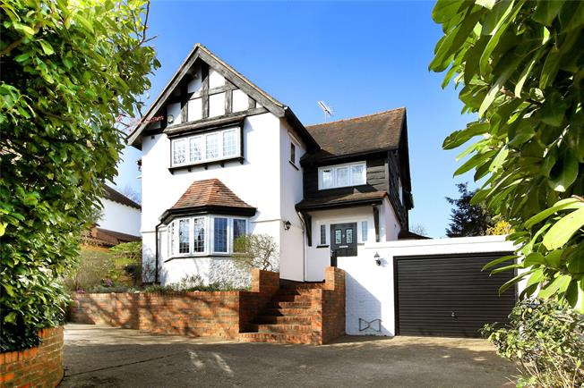 Offers in excess of £1,100,000, 4 Bedroom Detached House For Sale in Chalfont St. Peter, SL9