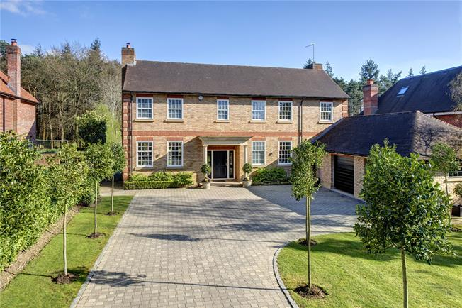Offers in excess of £2,000,000, 5 Bedroom Detached House For Sale in Gerrards Cross, Buckingha, SL9