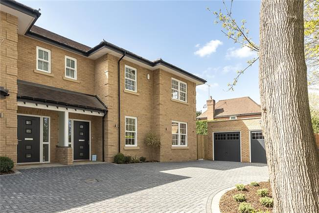 Asking Price £1,150,000, 4 Bedroom House For Sale in Chalfont St. Giles, HP8