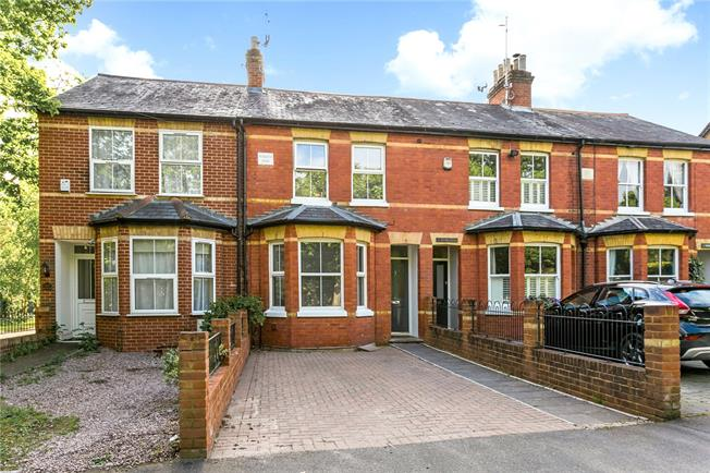 Guide Price £525,000, 3 Bedroom Terraced House For Sale in Buckinghamshire, SL2