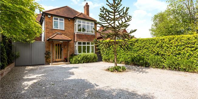 Guide Price £1,000,000, 4 Bedroom Detached House For Sale in Denham, UB9