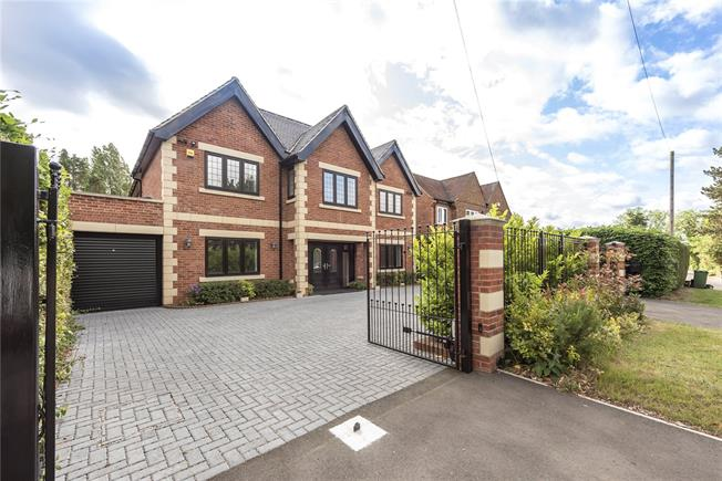 Offers in excess of £1,400,000, 7 Bedroom Detached House For Sale in Buckinghamshire, SL2