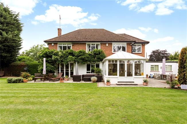 Price on Application, 4 Bedroom Detached House For Sale in Buckinghamshire, SL2