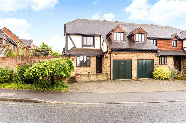 Guide Price £825,000, 3 Bedroom End of Terrace House For Sale in Gerrards Cross, SL9