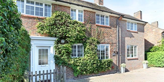 Offers in excess of £800,000, 5 Bedroom Semi Detached House For Sale in Godalming, GU7