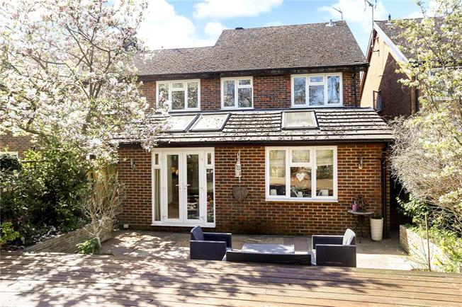 Guide Price £650,000, 4 Bedroom House For Sale in Surrey, GU7