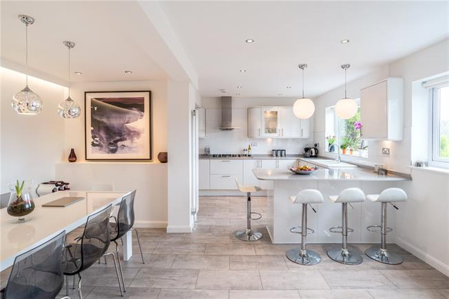 Guide Price £925,000, 5 Bedroom Detached House For Sale in Surrey, GU7